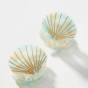 Anthro Reliquia Jewellery Ursula Hair Clip